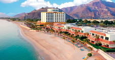 Oceanic Khorfakkan Resort