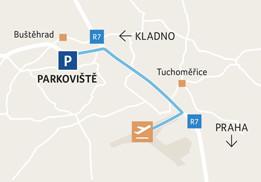 PRAHA – Air Parking